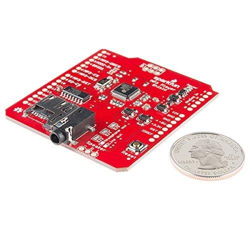 Electronics123.com, Inc. SparkFun MP3 Player Shield