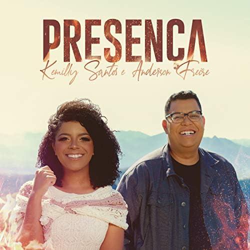 Kemilly Santos & Anderson Freire