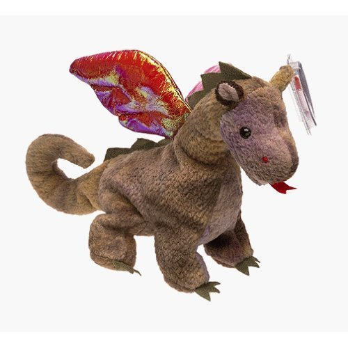 Ty Beanie Babies - Scorch the Dragon by Beanie Babies - Dragons