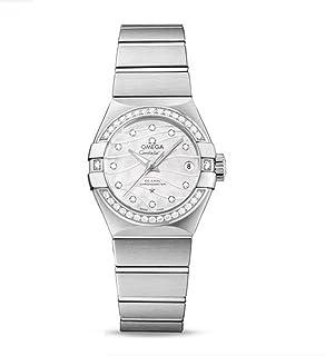Constellation de la mujer diamante 27 mm Reloj automático 123.15.27.20.55.002