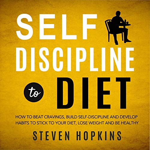 Self Discipline to Diet cover art