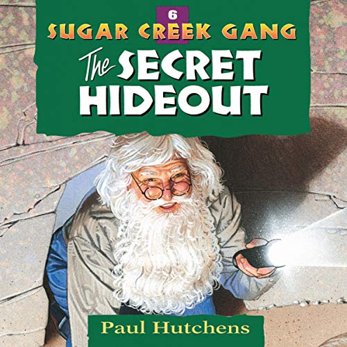 The Secret Hideout     Sugar Creek Gang, Book 6              By:                                                                                                                                 Paul Hutchens                               Narrated by:                                                                                                                                 Aimee Lilly                      Length: 2 hrs and 13 mins     1 rating     Overall 5.0