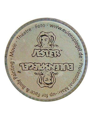 Eulenspiegel 421260 - Perlglanz-Puder Perlmutt-Grün, 3,5g