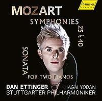 Sinfonien 25 & 40