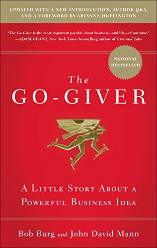 Real Estate Investing Books! - The Go-Giver, Expanded Edition: A Little Story About a Powerful Business Idea (Go-Giver, Book 1