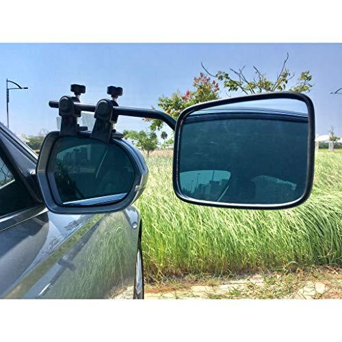 Falcon - Espejo universal Falcon Super Steady Mirror (2 unidades), color negro