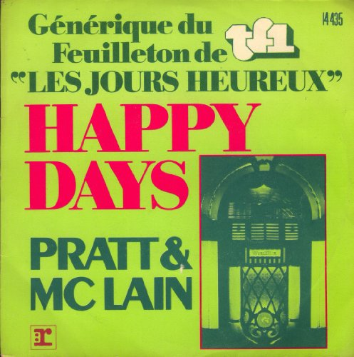 Happy days / Vinyl single [Vinyl-Single 7\'\']
