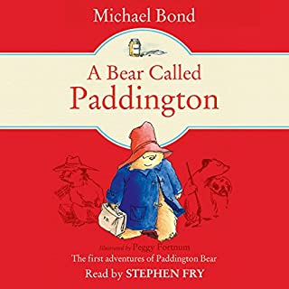 『A Bear Called Paddington』のカバーアート