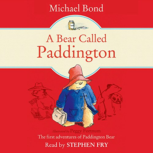 A Bear Called Paddington audiobook cover art