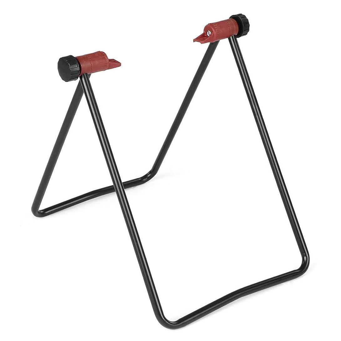 仮定デッドとても多くのYingkou 自転車ウォールフックストレージは、折り畳み式のメカニック自転車修理クリーニングスタンド自転車ディスプレイには、屋外のサイクリングSupplieスタンドラック (Color : Bike Stand, Size : 1)