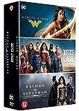 DC Universe - Coffret 3 films : Justice League + Wonder Woman + Batman v Superman : L'aube de la justice [DVD]