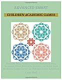 Advanced Smart Children Academic Games: Medium Print Version Activity Workbook With Scramble Word With Mini Sudoku and Word Find Academic Logic Games for Younger Home Schoolers