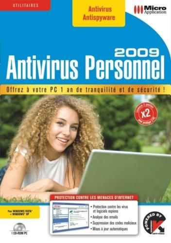 Antivirus Personnel 2009
