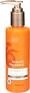 Avalon Organics Vitamin C Cleansing Gel, 6 Fl Oz