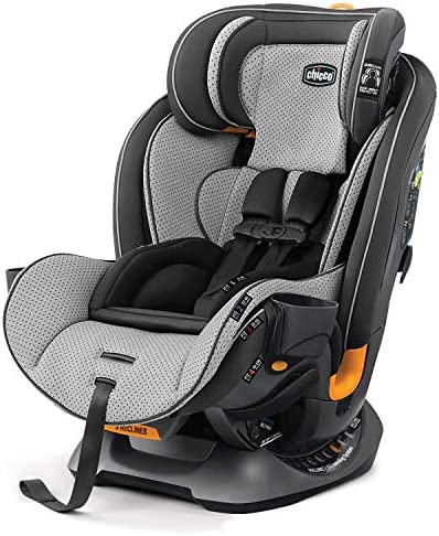 Chicco Fit4 4 in 1 Convertible Car Seat Easiest All in One from Infant to Booster 10 Years of product image