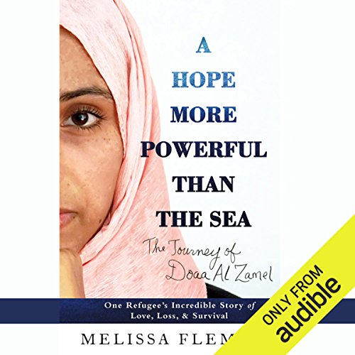 A Hope More Powerful Than the Sea audiobook cover art