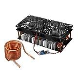 Moligh doll 2500W ZVS Machine de Chauffage sur Le Module de Carte Circuit Imprimé de Dispositif de Chauffage par Induction à Retour Rapide d'entra?Nement D'Interface de Ventilo-Convecteur 48V