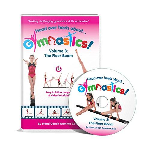 Head Over Heels Gymnastics Volume 3: Floor Beam [DVD]