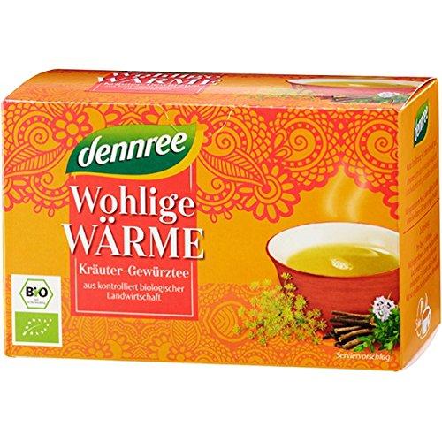 dennree Kräuter-Gewürz-Tee
