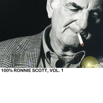 100% Ronnie Scott, Vol. 1