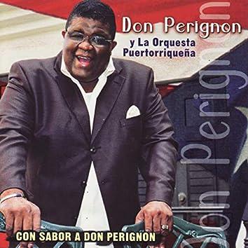 Con Sabor A Don Perignon