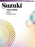 SUZUKI VIOLA SCHOOL - VOLUME 3 - VIOLA PART (Suzuki Method Core Materials)...