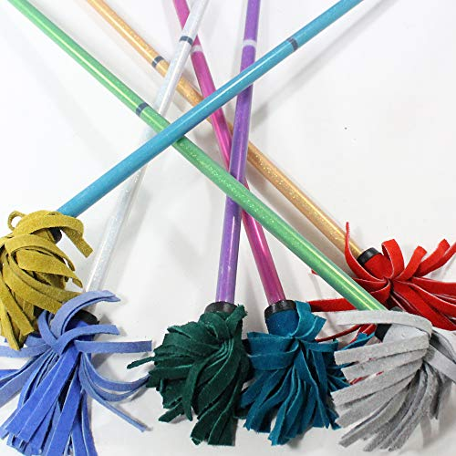 Affordable Z-Stix Flower Juggling Stick- Devil Stick- Holographic Glitter Series- Choose The Perfect...
