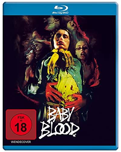 Baby Blood (uncut) [Blu-ray]