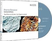 Franco Donatoni: Orchestral Works by Yoichi Sugiyama / Tokyo Philharmonic Orchestra