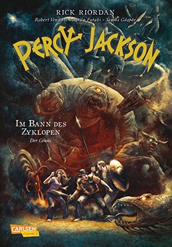 Percy Jackson (Comic) 2: Im Bann des Zyklopen (2)