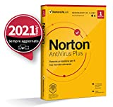 Photo Gallery norton antivirus plus 2021,antivirus per 1 dispositivo, licenza di 1 anno, pc o mac
