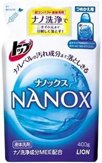 トップ NANOX(ナノックス) つめかえ用 400g