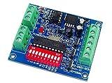 3 Channel DMX512 Controller Driver DMX Decoder 15A For RGB Led
