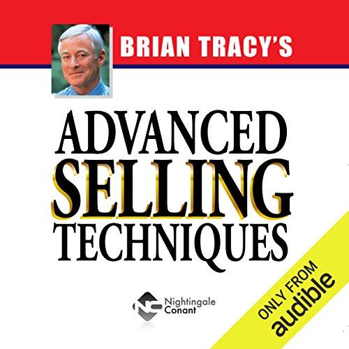 Couverture de Advanced Selling Techniques