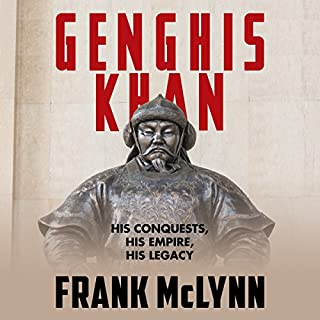Genghis Khan cover art