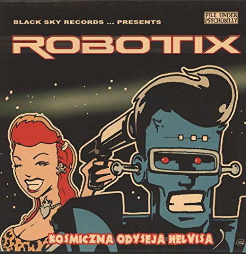 Kosmiczna Odyseja Helvisa [Vinyl LP]