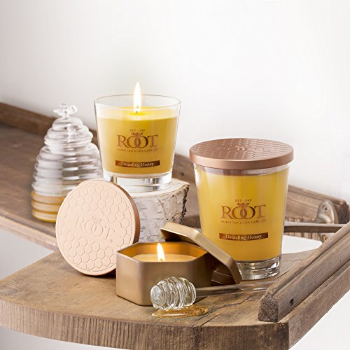 Beeswax Scented Candle