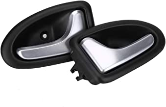 MEGANE I 1995-2002 Duokon Tirador de puerta de pl/ástico izquierdo y derecho izquierda tirador de puerta de coche interno para CLIO II 1998-2005