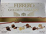 Ferrero Golden Gallery Signature, The Art Of Variety. Pack of 1 x 4.2 Oz (120g)