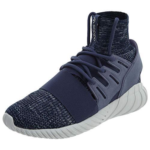 adidas Men's Tubular Doom PK Originals Super Purple/Collegiate Navy/Vintage Running Shoe 11 Men US