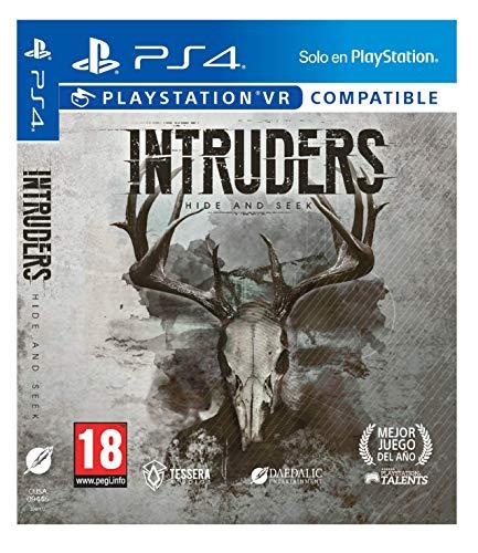 Intruders: Hide and Seek (PS4 Español) [Importación alemana]