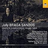 Braga Santos: Chamber Music [António Saiote; Leonor Braga Santos; Carolino Carreira] [Toccata Classics: TOCC 0588]