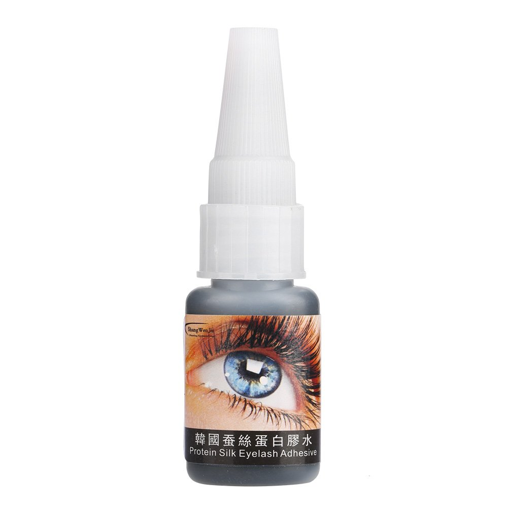 Filfeel 15ml Eyelash NEW before selling ☆ Extension Glue Ranking TOP2 False Silk Eyelashe Protein