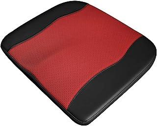 VICASKY Almofada Do Assento de Carro Assento Almofada Do Assento de Espuma de Memória de Conforto Acolhedor Preto Vermelho...
