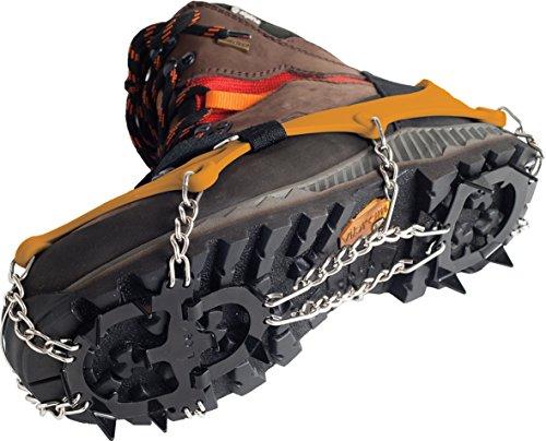 Veriga Schuhschneeketten Mount Track, grau, XL