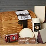 Ships expedited in an insulated package to ensure freshness All igourmet.com Gift Baskets are filled with only premium quality items you will be proud to give Send an international assortment of goat cheeses The perfect gift for a cheese lover Attrac...