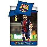 Juego de sábanas Xavi FC Barcelona 100% algodón