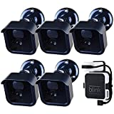 All-New Blink Outdoor Camera Mount Bracket with Outlet Wall Mount for Blink Sync Module 2 for Blink Outdoor Camera System (Blink Camera Not Include) 5PACK
