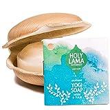 Holy Lama Natürliche handgefertigte Seife, Doppelpack (2 x 100 g)