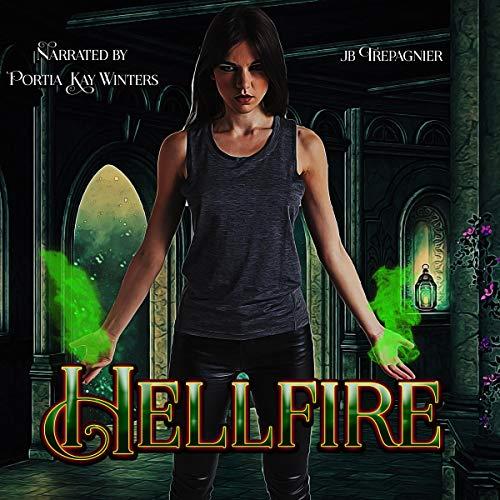 Hellfire audiobook cover art